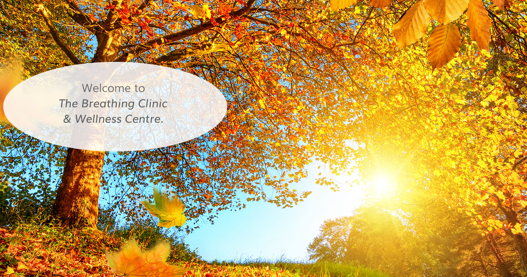 Welcome to The Breathing Clinic & Wellness Centre.